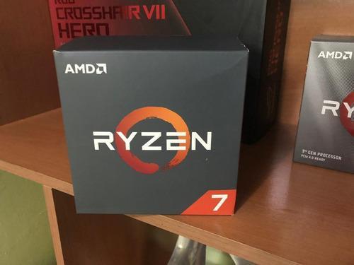 Procesador Amd Ryzen 7 2700x De Segunda Generación