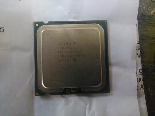 Procesador Intel Pentium D 820 2.8ghz 100%funcional