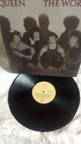 Queen Disco Acetato Vinyl. Lp En Buen Estado