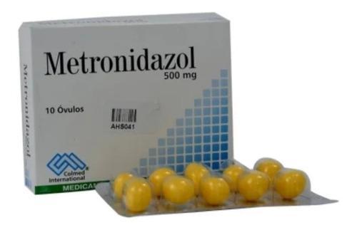 Revista Metronidazol Óvulos 1.500.000