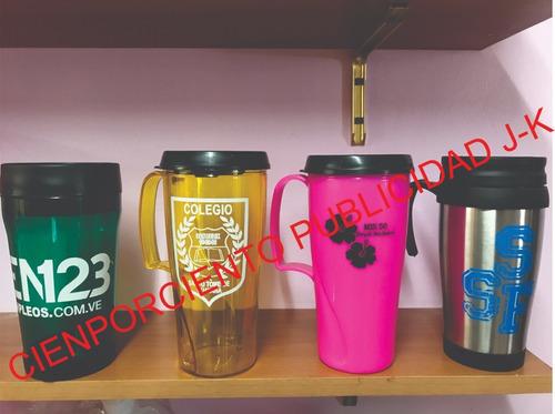 Servicio De Impresión De Vasos - Jarras - Coolers Y