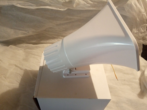 Sirena De 30 Watt Para Cercos Eléctricos Alarmas