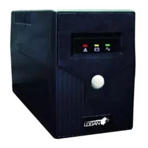 Ups Regulador De Voltaje 750va Batería 12v Protector Pc