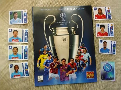 Álbum De La Champions League