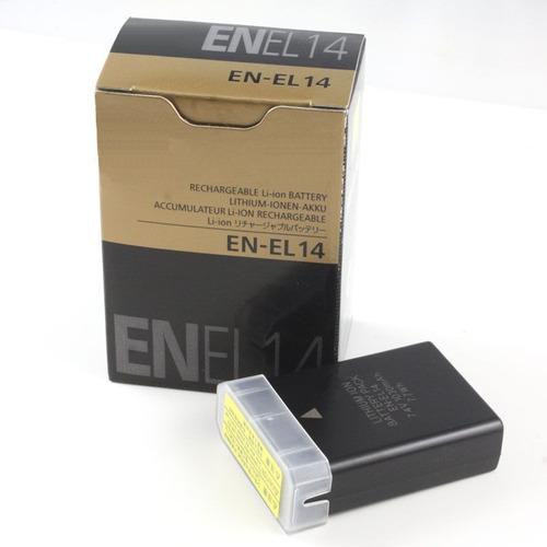 Batería Para Camera Nikon En-el14
