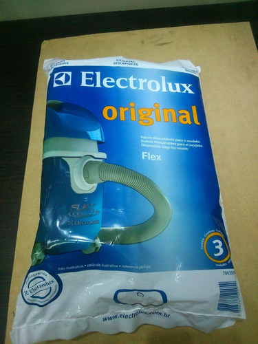 Bolsa Aspiradora Electrolux Flex