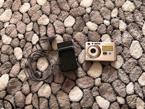 Camara Sony Cyber Shot Dcs-w90 Con Sus Accesorios