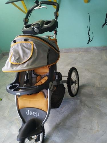 Coche De Bebé Jeep
