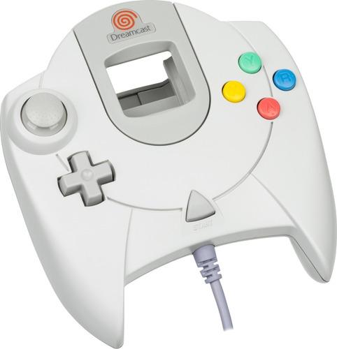 Control Original Sega Dreamcast Color Blanco (20v)