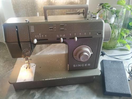 Maquina De Coser Semi Industrial Singer Cs500