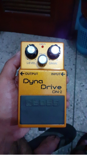 Pedal Dyna Drive Boss