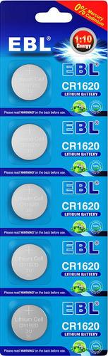 Pila Bateria  Cr Ebl Blisters De 5 Baterias X 2