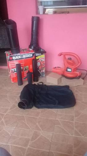 Soplador - Aspirador Black And Decker Nuevo