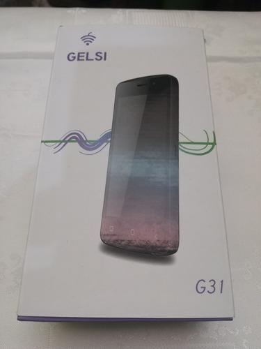Teléfono Inteligente Gelsi G31 Totalmente Nuevo