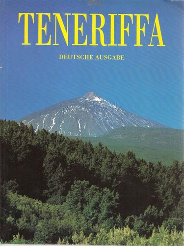 Tenerife Libro De Fotos Escrito En Alemán