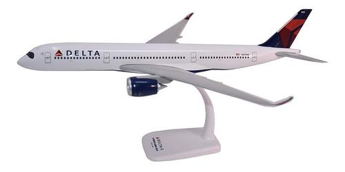 Avion A Escala  Airbus A Delta N501dn A350