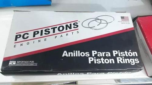 Juego De Anillos Ford 300 Chev 262 Std 020 030 040 060