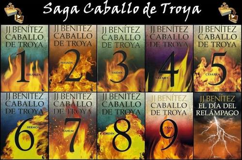 Libros Saga Caballo De Troya - J.j. Benitez Pdf
