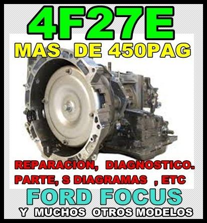 Manual De Taller Transmisión Automática Caja 4 F27 E
