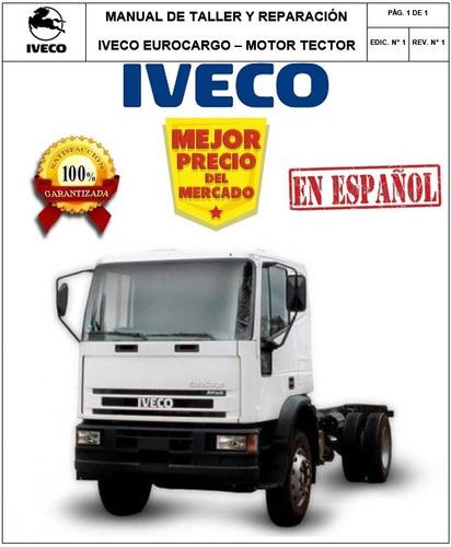 Manual Diagnostico Sistema Edc7 Motor Tector Iveco Eurocargo