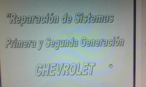 Manual Taller + Diagramas E. Chevrolet Century Español Full