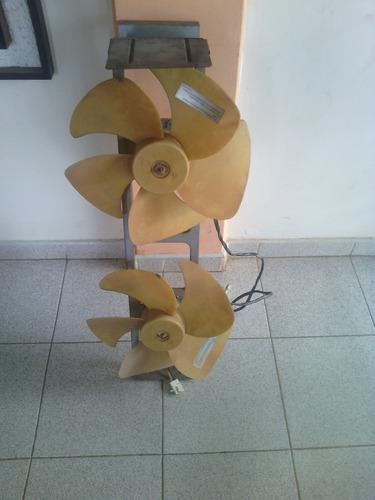 Motor Ventilador Aire Acondicionado 36000 Btu 220v