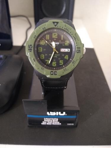 [{ Oferta }] Reloj Casio Mrw-200h Como Nuevo