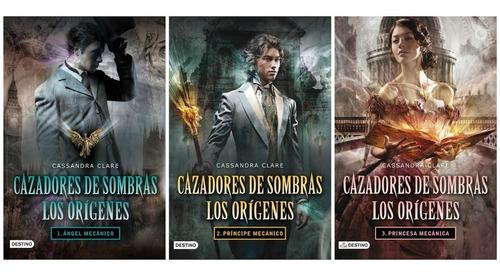 Saga Cazadores De Sombras Los Orígenes - Cassandra Clare