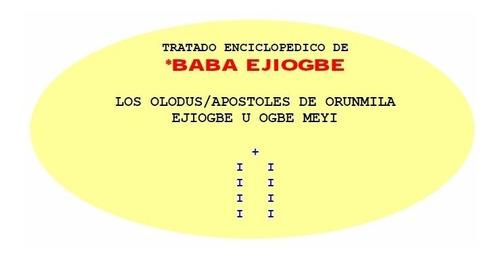 Tratado Enciclopedico De Ifa 256 Oddun