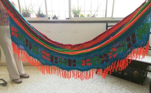 Chinchorro Wayuu Hamaca Dos Modelos Diferentes Grandes