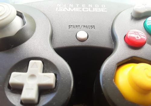 Control De Game Cube Black, Original, Perfecto Estado