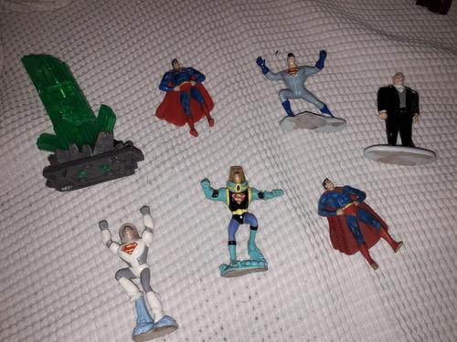Figuras De Superman De Coleccion