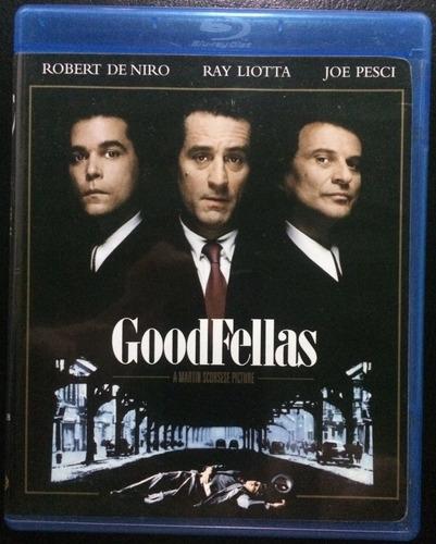 Godfellas (Buenos Muchachos) Blu Ray.original
