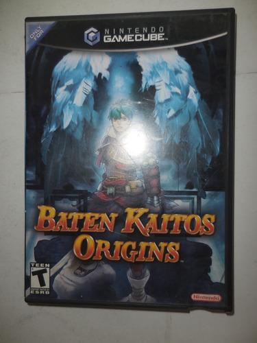 Juego De Gamecube Baten Kaitos Origins