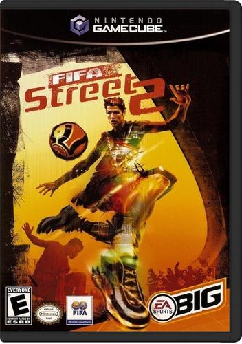 Juego Original Fifa Street 2 Para Nintendo Gamecube (10v)