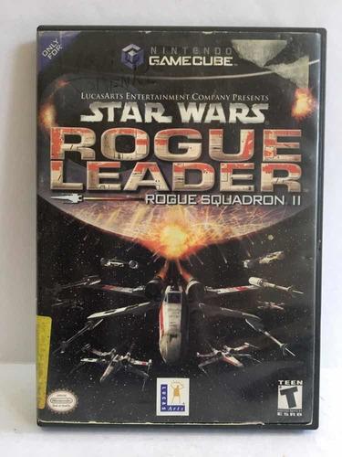 Juego Original Nintendo Gamecube Star Wars Rogue Leader 2&3