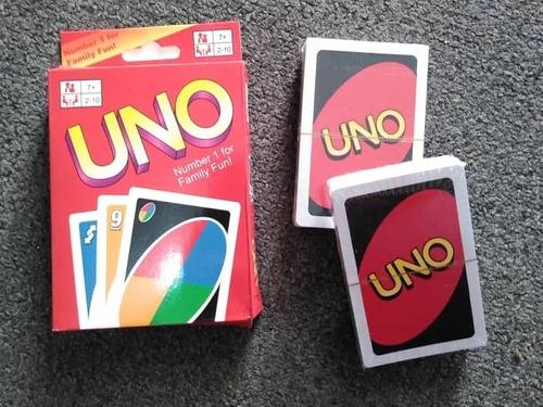 Juegos De Cartas Uno Juego De Mesa Uno 6 Set De Cartas
