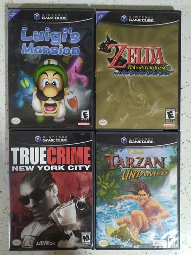 Juegos De Gamecube Originales