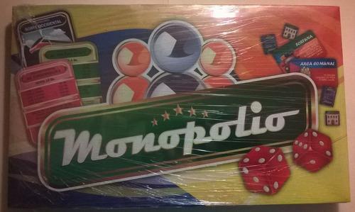 Juegos De Mesa Monopolio
