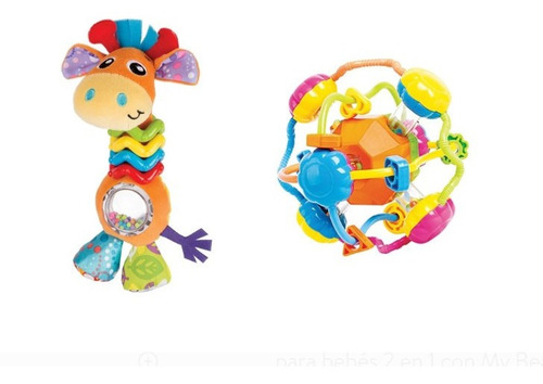 Juguetes Para Bebés Sonido Movimiento Original
