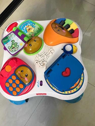 Mesa De Juego Para Bebés Fisher Price