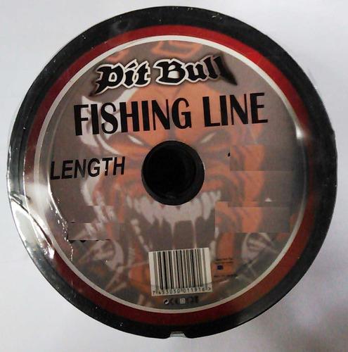 Nylon Para Pescar De 1.5 Mm X 80 Mts (2pza)