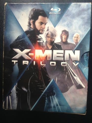 Pack Trilogia Bluray Original X Men