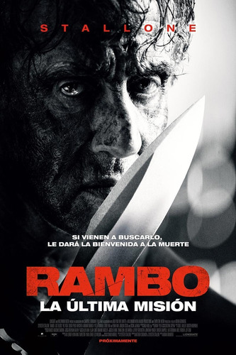 Película Rambo: Last Blood Full Hd p En Combos.