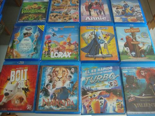 Peliculas En Formato Blu-ray Hd Animadas