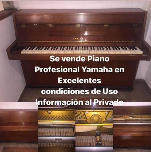 Piano Profesional Yamaha En Excelentes Condiciones De Uso