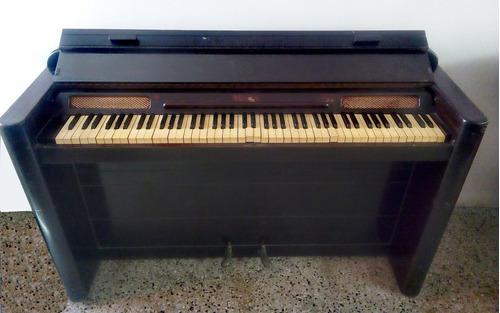 Piano Vertical Acustico Minipiano 7 Octabas Con Silla 200d