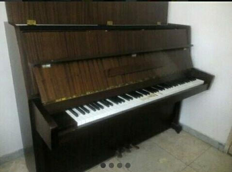 Piano Vertical Es De Marca