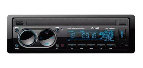 Reproductor De Musica Aiwa 1 Din Bluetooth Radio Tienda F