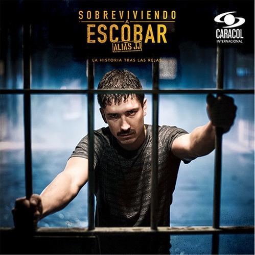 Serie Sobreviviendo A Escobar Popeye Full Hd En Combos